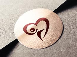 关爱山村留守儿童logo设计