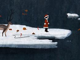 圣诞小图4张~