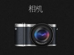 一个仿真复古相机
