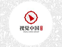 视觉中国集新LOGO征集大赛参赛作品