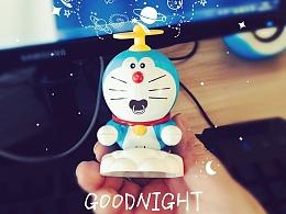睡吧~~~睡吧~~~哆啦A梦