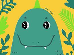 小恐龙系列