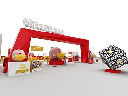 2016派派猪理财维多利商业广场品牌推广活动设计