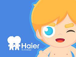 Super Haier Star by 大空逸_kin