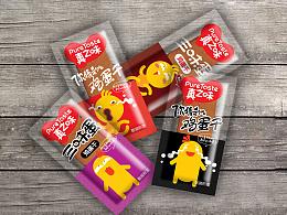 真之味食品(福建)有限公司 品牌规划、标志设计、产品包装设计