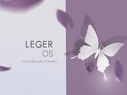 LEGER OS