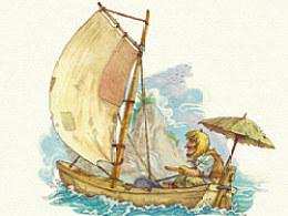 鲁宾逊漂流记◆哇比◇香蕉旅人