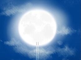 《月之梯》