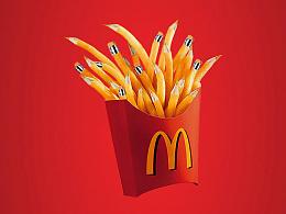 麦当劳广告