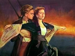 让我们一起来回忆一下经典吧《泰坦尼克号》
