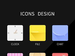 一组手机Icon设计