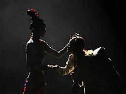 2011April14:杨丽萍的原生态歌舞剧《藏迷》