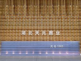 湖北武汉咸宁天兆1965售楼部竞标方案