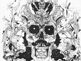 手绘-GHOST节