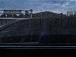下雨的城市