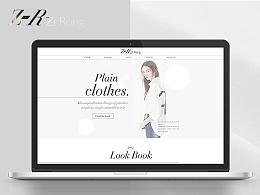 Z.Rwebsite-网页/企业站