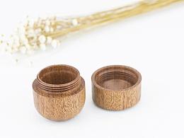 《恒家之造》 创意纯手工木质首饰指盒