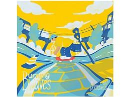 「𝚂𝙺𝙰𝚃𝙴 𝙱𝙾𝙰𝚁𝙳𝙸𝙽𝙶」夏日滑板