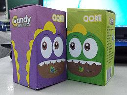 包装设计-糖果盒