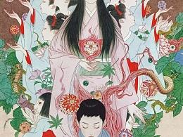 Takato Yamamoto·浮世绘