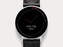 TencentOS智能手表表盘设计