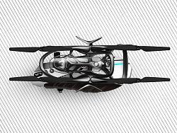 概念无人机设计