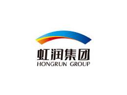 虹润集团品牌标志设计