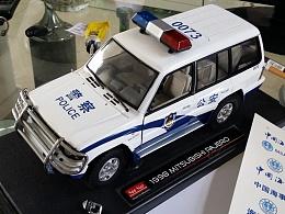 太阳星帕杰罗中国海事车