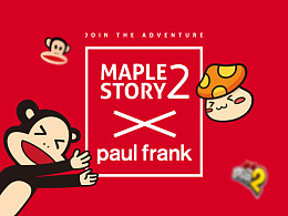 Maple Story 2 × Paul Frank