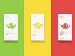茶小仙-包装提案分享【一】