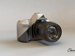 3d相机提供源文件下载