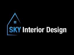 室内设计视觉设计(LOGO,名片,网站)