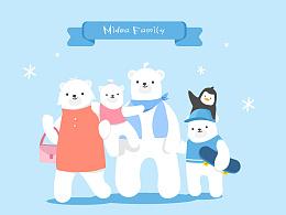 HOT变身——城市北极熊