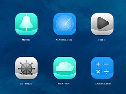 手机主题设计-海