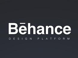 behance改版