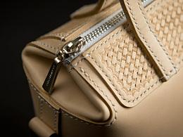 硬轨手工皮具——手提包