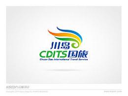 川岛国旅品牌形象设计