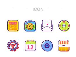 练习icon