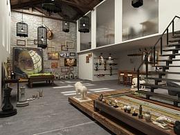 原画工作室#青春答卷2015#上海工艺美院