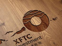 北京鑫福天成投资品牌设计、VI设计、标志设计、金融投资、私募股权、基金保险、贷款典当(硕谷设计作品)