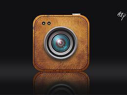 拟物风格的相机