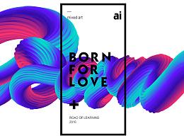 AI混合艺术-交个作业