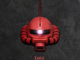 Day43- Zaku Design2.0 扎古设计 2.0
