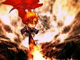 《弹弹堂》港台版本游戏宣传视频