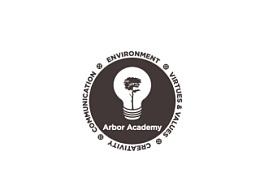 Arbor Academy 教育机构LOGO设计