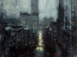 Jeremy Mann·悲情城市