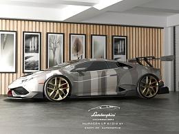 Lamborghini Huracan LP610-4 GT