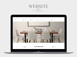 Simple elements/简洁元素视觉页面