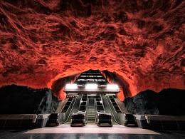斯德哥尔摩地铁志
