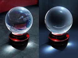 水晶球(含制作步骤解析和PSD下载)